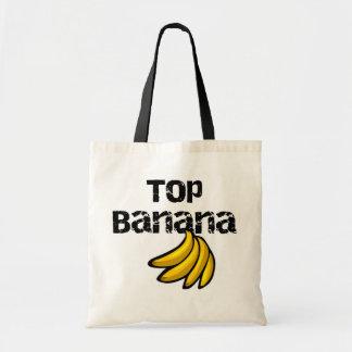 Top Banana Tshirts and Gifts Budget Tote Bag
