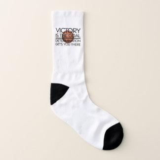 TOP Basketball Victory Slogan Socks