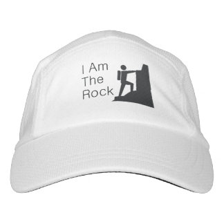 TOP Be the Rock Headsweats Hat