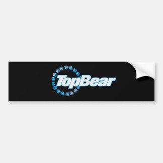 Top Bear Bumper Sticker