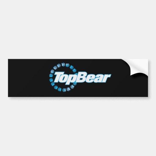 Top Bear Bumper Stickers
