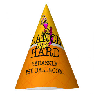TOP Bedazzle the Ballroom Party Hat