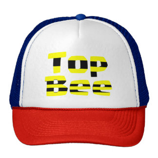 Top Bee Trucker Hat