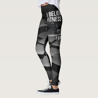 TOP Believe in Fitness Leggings