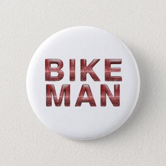 TOP Bike Man 2 Inch Round Button