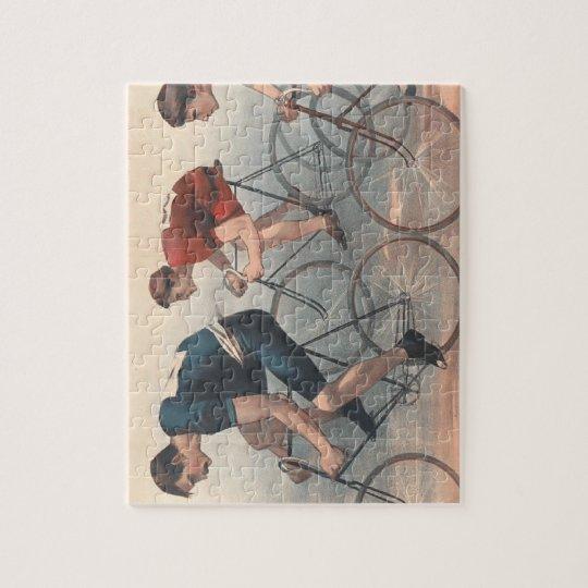 TOP Bike Race Jigsaw Puzzle