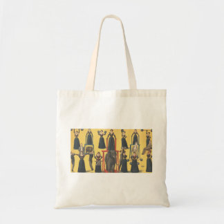 TOP Bodybuilding Girl Tote Bag