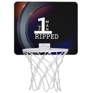 TOP Bodybuilding Man Mini Basketball Hoop