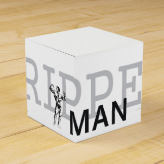 TOP Bodybuilding Man Party Favor Boxes