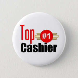 Top Cashier 2 Inch Round Button