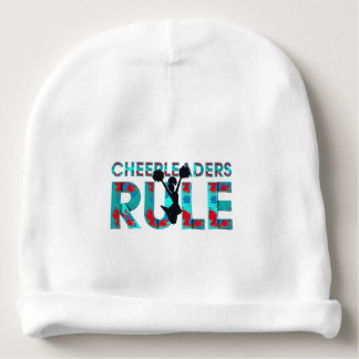 TOP Cheerleaders Rule Baby Beanie