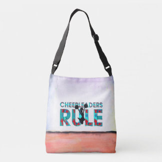 TOP Cheerleaders Rule Crossbody Bag