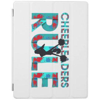 TOP Cheerleaders Rule iPad Cover