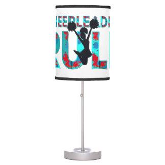 TOP Cheerleaders Rule Table Lamp
