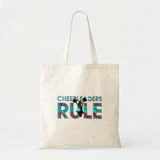 TOP Cheerleaders Rule Tote Bag