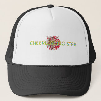 TOP Cheerleading Star Trucker Hat