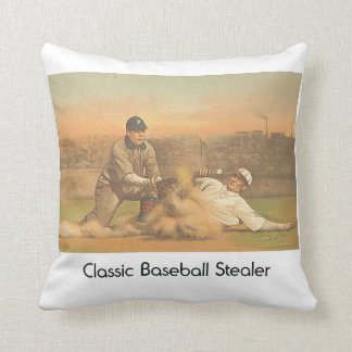 TOP Classic Baseball Throw Pillow