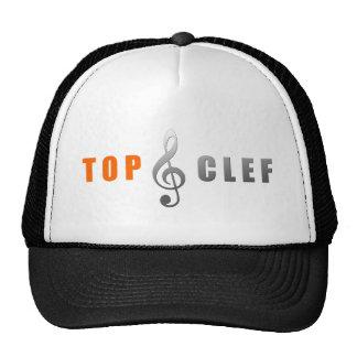 Top Clef Trucker Hat