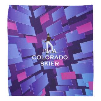 TOP Colorado Skier Head Kerchiefs
