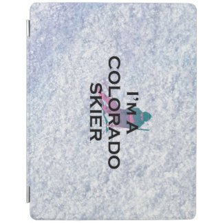 TOP Colorado Skier iPad Cover