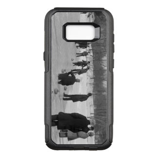 TOP Curling Old School OtterBox Commuter Samsung Galaxy S8+ Case