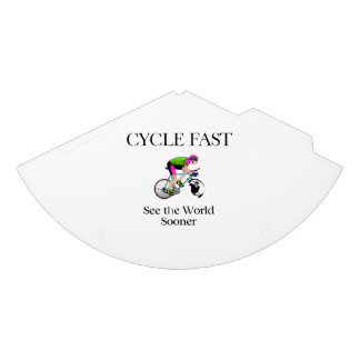 TOP Cycle Fast Party Hat