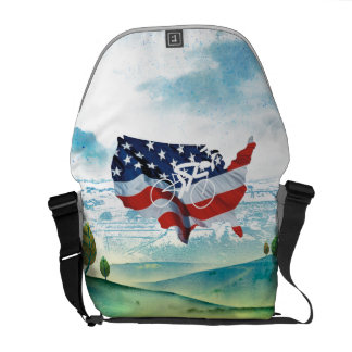 TOP Cycling in the USA Courier Bags