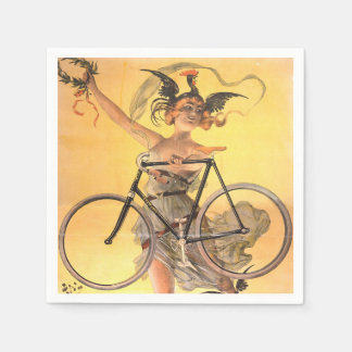 TOP Cycling Life Paper Napkin