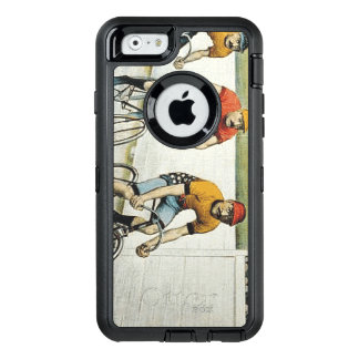 TOP Cycling Old School OtterBox iPhone 6/6s Case