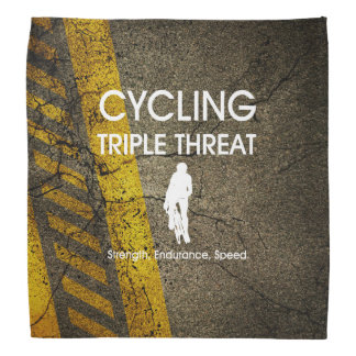 TOP Cycling Triple Threat Bandana