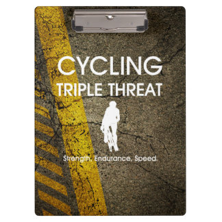 TOP Cycling Triple Threat Clipboard