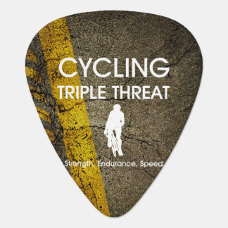 TOP Cycling Triple Threat Guitar Pick