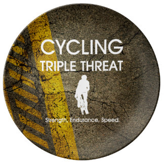 TOP Cycling Triple Threat Plate