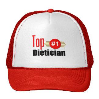 Top Dietician Hat