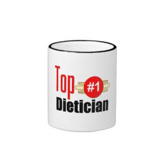 Top Dietician Coffee Mug
