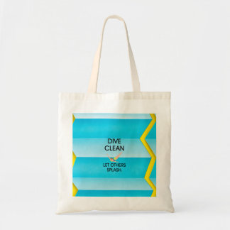 TOP Dive Clean Tote Bag