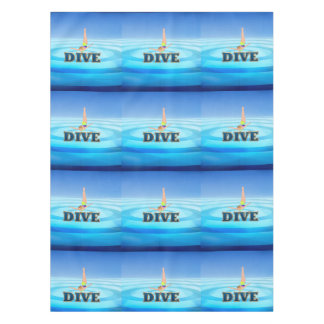 TOP Dive Tablecloth
