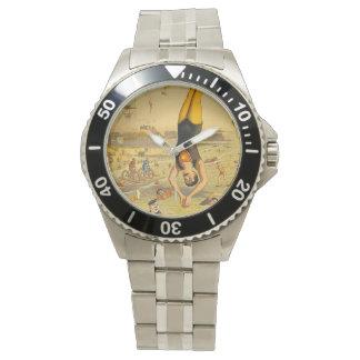 TOP Diving Slogan Wrist Watches