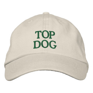 Top Dog Embroidered Hat