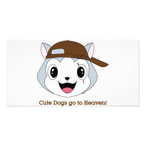 Top Dog™ Photo Card
