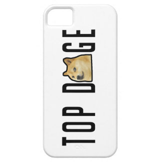Top doge iphone case