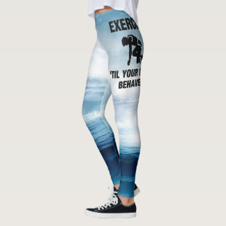 TOP Exercise Til Body Behaves Leggings