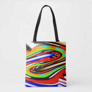 Top fashion tote bag