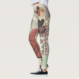 TOP Fashionably Skate Leggings