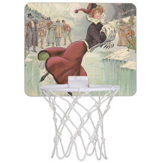 TOP Fashionably Skate Mini Basketball Backboard