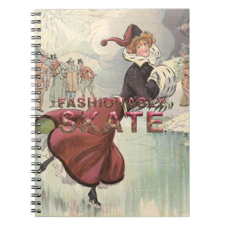 TOP Fashionably Skate Notebook