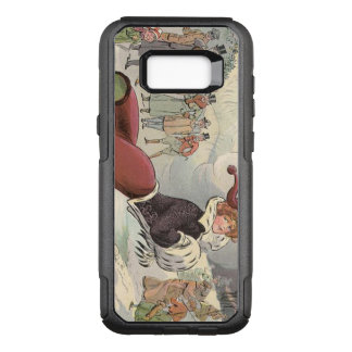 TOP Fashionably Skate OtterBox Commuter Samsung Galaxy S8+ Case