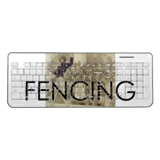 TOP Fencing Wireless Keyboard