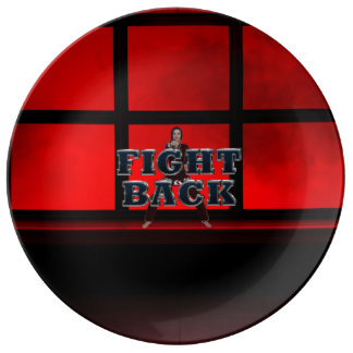 TOP Fight Back Plate