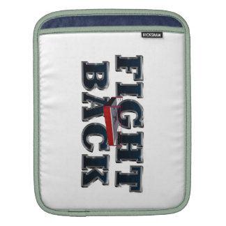 TOP Fight Back Sleeves For iPads